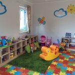 Privataus darželio Mažylis Žaidimų kambarys